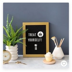 Target Project 62 Letterboard Icons
